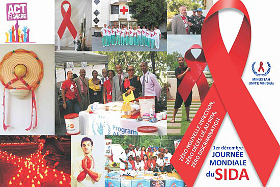 The United Nations Secretary-General's message on world Aids Day