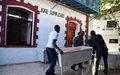 Une ancienne base de la MINUSTAH aménagée en tribunal de paix à Cap-Haitien.