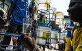 Haïti : des systèmes d'adduction d'eau pour améliorer la vie dans deux villages au sud du pays