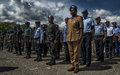 Vers une PNH plus structurée, pour une Haïti havre de Paix