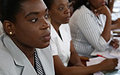 Haïti/Genre: l'École de la Magistrature donne le ton