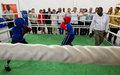 Boxer : canaliser l'espoir à Cité Soleil