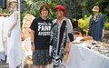 La RSSG Sandra Honoré célèbre les femmes haïtiennes