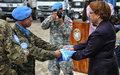 Le bataillon chilien cantonné dans le Nord d'Haïti plie bagages