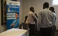 MINUSTAH : Soutien aux staffs retranchés
