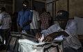 Haiti : un salon des élections pour sensibiliser