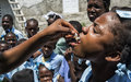 Haïti : plus de 700.000 personnes vaccinées contre le choléra avec le soutien de l'ONU