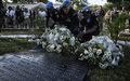 Les Nations Unies rendent hommages aux victimes du 12 janvier 2010