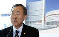 Présentation par M. Ban Ki-moon de la nouvelle approche de l'ONU dans la lutte contre le choléra en Haïti