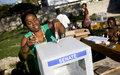"""Le """"Core Group"""" encourage tous les acteurs à mettre en œuvre le nouveau calendrier électoral annoncé par le Conseil électoral provisoire"""