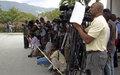 Journée mondiale de la liberté de la presse - 3 mai