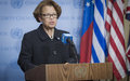 Statement of the Special Representative of the Secretary-General for Haiti Sandra Honoré to the Security Council