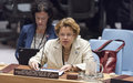 STATEMENT TO THE SECURITY COUNCIL Special Representative of the Secretary-General for Haiti, Sandra Honoré on the UN Stabilization Mission in Haiti