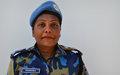 Shamima Pervin : Une femme aux commandes de la force de police constituée du Bangladesh de la MINUSTAH