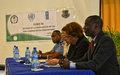 Un partenariat à trois autour d'une proposition de loi pénitentiaire en Haïti.
