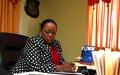 Haïti 52% de femmes, au sénat 0.3% de femmes : Dieudonne Luma Etienne.