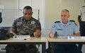 La PNH anticipe le retrait de la MINUSTAH