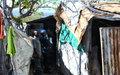 Haïti / Sécurité:  Des camps de personnes déplacées plus sûres