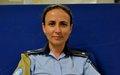 Mihaela Rotaru : une policière, une femme et une mère