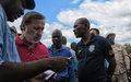 L'Expert indépendant des Nations Unies présente ses conclusions au terme de sa mission en Haïti
