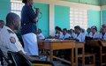 Gonaïves : 16 jours d'activisme pour dire non à la violence  basée sur le genre