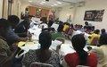 Haïti, le développement durable passe par les Organisations Communautaires Base