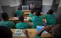 La prison de Cap-Haïtien, haut lieu de culture et d'art !