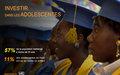 L´ONU souligne l´importante pour Haïti d´investir dans le développement des adolescentes