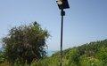 Sud-est : Des lampadaires solaires pour La montagne