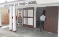 Rénovation du Tribunal de Paix des Cayes-Jacmel endommagé par Isaac