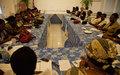 An 12 de la Résolution 1325: Les femmes haïtiennes lèvent le voile sur leurs préoccupations