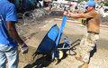 Un terrain sportif réhabilité en faveur des jeunes du Cap Haïtien