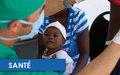 Les Nations Unies en Haïti - Bilan 2012 : la santé