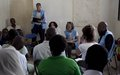 Cap-Haïtien : Des citoyens formés pour garantir la transparence des politiques publiques