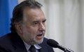 Mariano Fernandez : les élections sont nécessaires à la stabilisation en Haïti