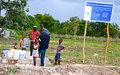 16 puits pour lutter contre les maladies dans le Sud d'Haïti