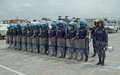 Rencontre avec les femmes policières du Bangladesh en Haïti