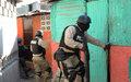 La lutte contre la criminalité s'intensifie avec 4 opérations de police dans la capitale haïtienne