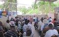 Artibonite : combattre l'insécurité à Saint-Michel de l'Attalaye