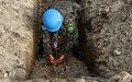 Note d'Information : Une grenade de mortier découverte à Carrefour par le contingent militaire de la MINUSTAH puis détruite sans aucun incident